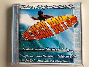 Studio 99 Perform The Hits Of... The Beach Boys - Endless Summer Classics Including... / Surfin' Usa, Good Vibrations, California Girls, Surfer Girl, Sloop John B & many more! / Going for a song Audio CD / GFS493
