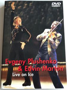 Evgeny Plushenko & Edvin Marton - Live on Ice DVD 2005 / The Godfather, Dark Angel, Carmina Burana, Hibi-Haba, Beethoven 5 (7640118989977)