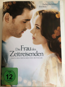 The time traveller's wife DVD Die Frau des Zeitreisenden / Directed by Robert Schwentke / Starring: Eric Bana, Rachel McAdams (5051890011213)