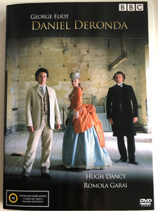 Daniel Deronda DVD 2002 Directed by Tom Hooper / Based on the Novel by George Eliot / Starring: Hugh Dancy, Romola Garai, Hugh Bonneville, Jodhi May / BBC (5999545587228)