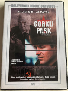 Gorky Park DVD 1983 Gorkij Park / Directed by Michael Apted / Starring: William Hurt, Lee Marvin, Brian Dennehy, Ian Bannen (5999546333299)