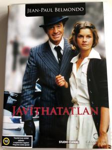 L' Incorrigible DVD 1975 Javíthatatlan / Directed by Philippe de Broca / Starring: Jean-Paul Belmondo, Geneviève Bujold, Julien Guiomar (5999554701066)