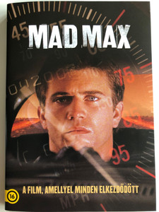 Mad Max DVD 1979 / Directed by George Miller / Starring: Mel Gibson, Joanne Samuel, Hugh Keays-Byrne, Geoff Parry (5948211020804)