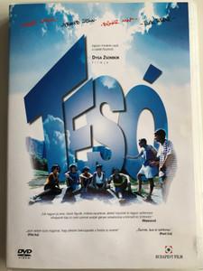 Tesó DVD 2003 Bro / Directed by Dyga Zsombor / Starring: Gábor Welker, Zoltán Schmied, Anna Bognár / Hungarian movie (5999544249875)