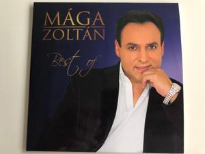 Mága Zoltán Best Of / Budapesti Újévi Koncert / Papp László Sportaréna Január 1. / Audio CD 2019 (MágaZoltán2019CD)