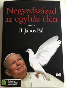 Negyedszázad az egyház élén - II. János Pál DVD 2005 Pope John Paul II. / Documentary about the life of Catholic Pope Karol Józef Wojtyła (5990501940002-)