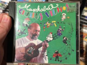 Gryllus Vilmos – Maszkabál / Treff Audio CD 2002 / TRCD 005