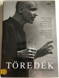 Töredék DVD 2006 / Directed by Maár Gyula / Starring: Zsótér Sándor, Trill Zsolt, Törőcsik Mari, Haumann Péter (5999546338478)