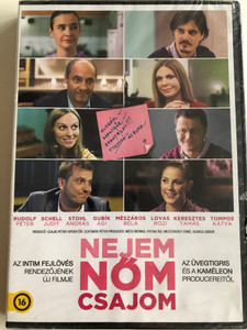 Nejem Nőm Csajom DVD 2012 / Directed by Szajki Péter / Starring: Rudolf Péter, Schell Judit, Stohl András (5996514012255)