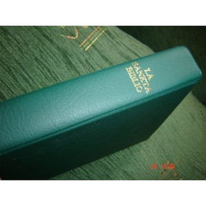 La Sankt Biblio / Esperanto Bible / The Holy Bible in Esperanto / Green