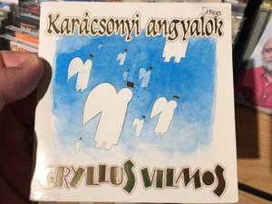 Gryllus Vilmos – Karácsonyi Angyalok / Treff Audio CD 2005 / TRCD 008