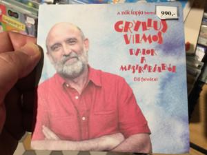 Gryllus Vilmos - Dalok A Maszkabalbol, Elo felvetel / Nok Lapja Audio CD