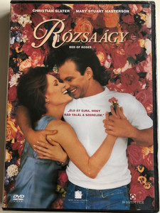 Bed of Roses DVD 1996 Rózsaágy / Directed by Michael Goldenberg / Starring: Christian Slater, Mary Stuart Masterson (5999544244511)
