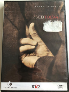 Pickpocket DVD 1959 Zsebtolvaj / Directed by Robert Bresson / Starring: Martin LaSalle, MArika Green, Pierre Leymarie, Dolly Scal (5999883749401)