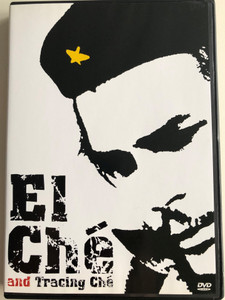 El Ché and Tracing Ché DVD 1997 / Directed by Lawrence Elman / Portrait of Ernesto Che Guevara (5038456910371)