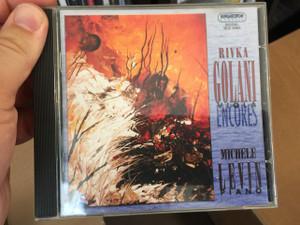 Rivka Golani - Viola Encores / Michele Levin - piano / Hungaroton Classic Audio CD 2009 Stereo / HCD 32645