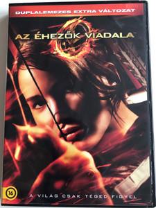 The Hunger Games DVD 2012 Az éhezők viadala / Directed by Gary Ross / Starring: Jennifer Lawrence, Josh Hutcherson, Liam Hemsworth, Woody Harrelson, Elizabeth Banks, Lenny Kravitz / 2 DVD Special edition (5996514011647)