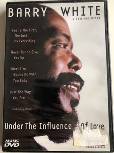 Barry White - Under the influence of Love DVD & Love unlimited / Never Gonna Give You Up, Just the way you are (9002986611363)