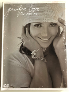 Jennifer Lopez - The Reel me DVD + CD 2003 / DVD Directed by Jim Gable / Sony Music EPC 202208 (5099720220893)