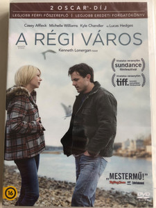 Manchester by the Sea DVD 2016 A régi város / Directed by Kenneth Lonergan / Starring: Casey Affleck, Michelle Williams, Kyle Chandler, Lucas Hedges (8590548614330)