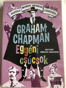 Monty Python's Personal Bests - Graham Chapman DVD 2006 Graham Chapman Egyéni csúcsok / Monty Python repülő cirkusza / Starring: Graham Chapman, John Cleese, Terry Gilliam, Eric Idle, Terry Jones, Michael Palin (5999048911056)