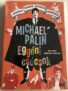 Monty Python's Personal Bests - Michael Palin DVD 2006 Michael Palin Egyéni csúcsok / Monty Python repülő cirkusza / Starring: Graham Chapman, John Cleese, Terry Gilliam, Eric Idle, Terry Jones, Michael Palin (5999048911070)