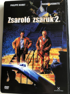 Ripoux contre ripoux DVD 1990 Zsaroló Zsaruk / Directed by Claude Zidi / Starring: Philippe Noiret, Thierry Lhermitte (5999544252493)