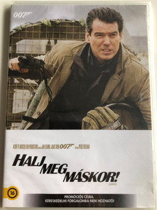 007 - Die Another day DVD 2002 Halj meg máskor / Directed by Lee Tamahori / Starring: Pierce Brosnan, Halle Berry, Toby Stephens, Rosamund Pike (007DieAnotherDayDVD)
