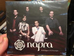 Napra – Holdvilágos - In The Moonlight / Folk Európa Audio CD 2010 / FECD049