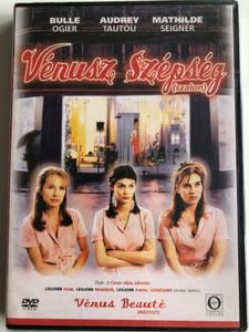 Vénus Beauté (Institut) DVD 1999 Vénusz szépség (szalon) / Directed by Tonie Marshall / Starring: Nathalie Baye, Bulle Ogier, Samuel Le Bihan, Jacques Bonnaffé, Mathilde Seigner, Audrey Tautou (5998285751746)