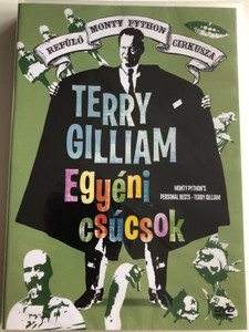 Monty Python's Personal Bests - Terry Gilliam DVD 2006 Terry Gilliam Egyéni csúcsok / Monty Python repülő cirkusza / Starring: Graham Chapman, John Cleese, Terry Gilliam, Eric Idle, Terry Jones, Michael Palin (5999048911087)