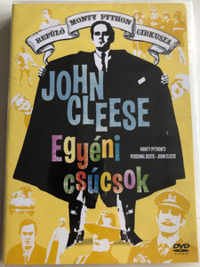 Monty Python's Personal Bests - John Cleese DVD 2006 John Cleese Egyéni csúcsok / Monty Python repülő cirkusza / Starring: Graham Chapman, John Cleese, Terry Gilliam, Eric Idle, Terry Jones, Michael Palin (5999048911063)