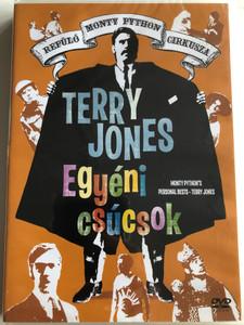 Monty Python's Personal Bests - Terry Jones DVD 2006 Terry Jones Egyéni csúcsok / Monty Python repülő cirkusza / Starring: Graham Chapman, John Cleese, Terry Gilliam, Eric Idle, Terry Jones, Michael Palin (5999048911032)