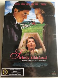 Plots with a View DVD 2002 Sírhely kilátással / Directed by Nick Hurran / Starring: Brenda Blethyn, Alfred Molina, Naomi Watts, Lee Evans (5999544150904)