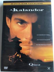 The Quest DVD 1996 A Kalandor / Directed by Jean-Claude van Damme / Starring: Jean-Claude Van Damme, Roger Moore, James Remar (5999544253896)