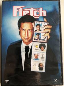 Fletch DVD 1985 / Directed by Michael Ritchie / Starring: Joe Don Baker, Dana Wheeler-Nicholson, Richard libertini, Kareem Adbul-Jabbar (5999544255043)