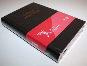 IZIBHALO EZINGCWELE / Bible In Xhosa Language / Black Hard Cover [Hardcover]