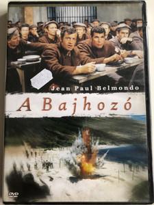 La Scoumoune DVD 1972 A bajhozó (Bad luck) / Directed by José Giovanni / Starring: Jean Paul Belmondo, Claudia Cardinale (5996051840434)