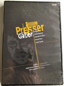 Presser Gábor és vendégei DVD 2009 / Falusi Mariann, Hegedűs D. Géza, Novák Péter, Szabó Tamás / Budapest - Dohány Utcai Zsinagóga / Locovox Kft (2050000013676)