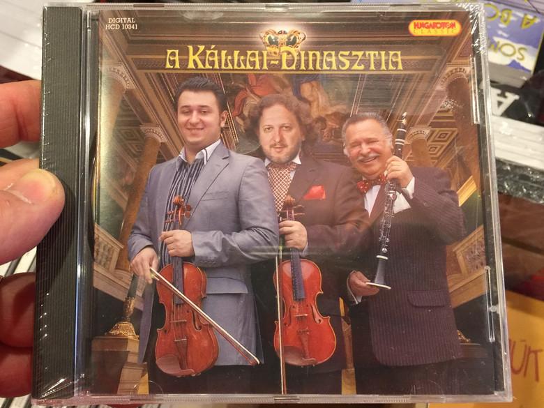 A Kallai-Dinasztia / Hungaroton Classic Audio CD 2010 Stereo / HCD 10341