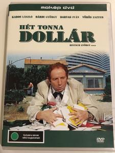 Hét Tonna Dollár DVD / Directed by Hintsch György / Starring: Kabos László, Bárdi György, Darvas Iván, Vörös Eszter (5996357320661)