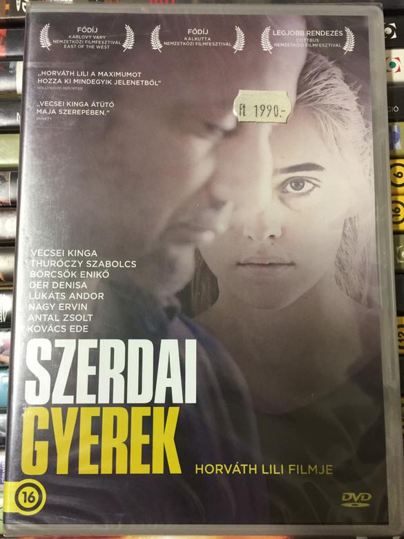 Szerdai Gyerek DVD 2014 The Wednesday Child / Directed by Horváth Lili / Starring: Vecsei Kinga, Thuróczy Szabolcs, Börcsök Enikő, Lukáts Andor (5999546338317)