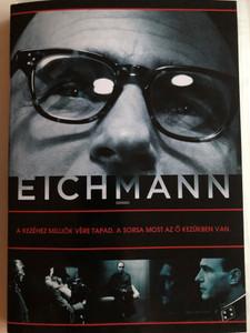 Eichmann DVD 2007 / Directed by Robert Young / Starring: Thomas Kretschmann, Troy Garity, Stephen Fry (5999048923646)