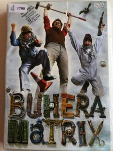 Buhera mátrix DVD 2007 / Directed by Márton István / Starring: Bánki Gergely, Tóth Orsi, Hollósi Frigyes, Magyar Attila (5999553590081)