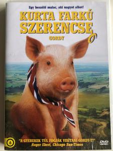 Gordy DVD 1995 Kurta Farkú szerencse / Directed by Mark Lewis / Starring: Doug Stone, Tom Lester, Kristy Young, James Donadio (5999546337273)