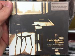 The Leo Weiner Album / Budapest Chamber Symphony, successor to the Weiner-Szasz tradition / Sabok-Starker-Varga / Budapest Music Center Records 2x Audio CD 1998 / BMC CD 018