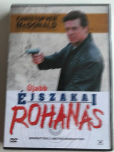 Another Midnight Run DVD 1994 Újabb éjszakai rohanás / Directed by James Frawley / Starring: Christopher McDonald, Cathy Moriarty, Jeffrey Tambor, Ed O'Ross (5999544254671)