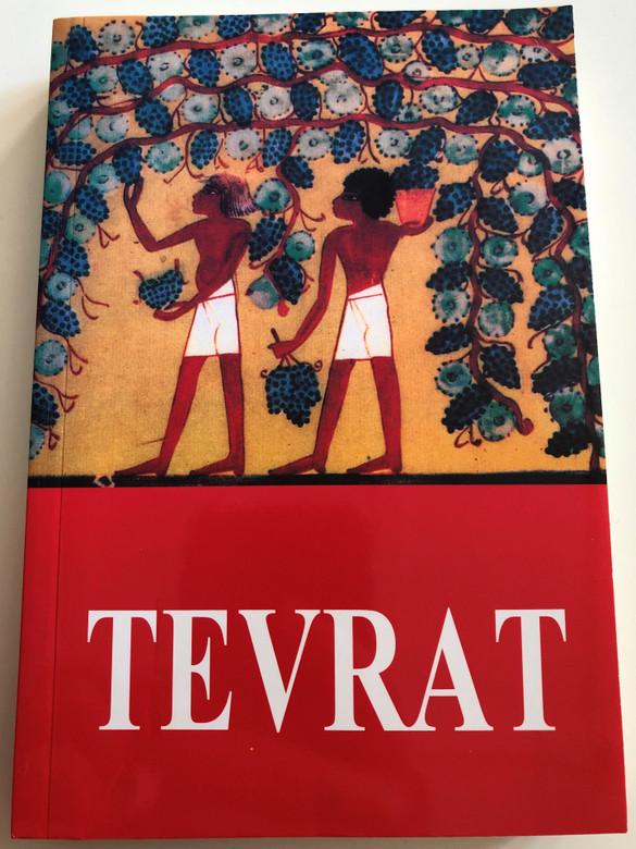 Tevrat - Turkish Bible Stories / Translated from French texts by Dr. Jur Hakkı Demırel / 3rd edition / Sak Ofset Istanbul 2018 / Paperback (9789750072475)