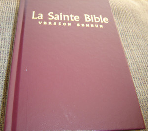 French Bible / Le Bible du Semeur / La Sainte Bible VERSION SEMEUR / Bible Fr...
