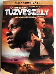 Catch a Fire DVD 2006 Tűzveszély / Directed by Phillip Noyce / Starring: Derek Luke, Tim Robbins, Bonnie Henna (5996051040568)